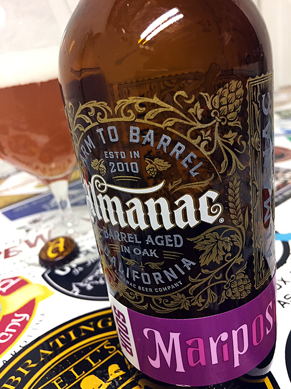 Almanac Mariposa photo
