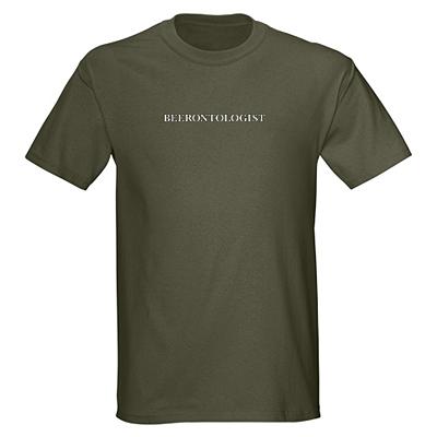 Beerontologist Shirt