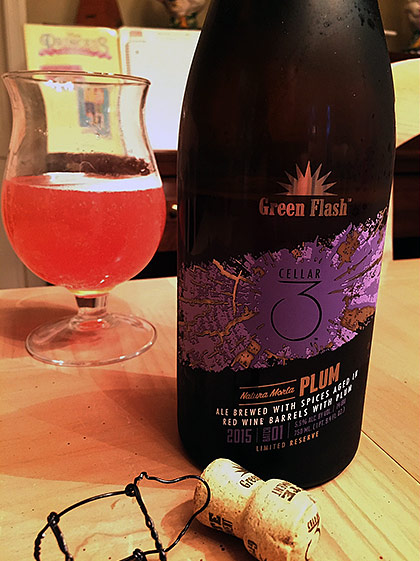 Green Flash Natura Morta Plum