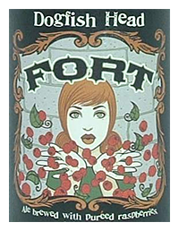 Beer Label: Dogfish Head Fort