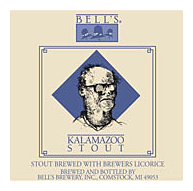 Beer Label: Bell's Kalamazoo Stout