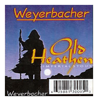 Beer Label: Weyerbacher Old Heathen Imperial Stout