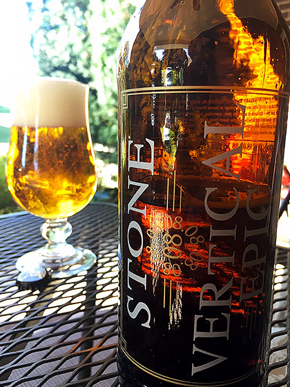 Stone Brewing Vertical Epic 08.08.08 Encore