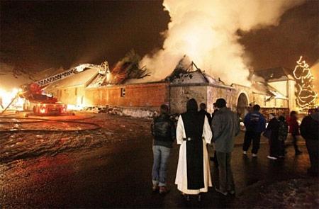 Rochefort Fire