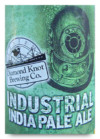 Diamond Knot Brewing Industrial IPA