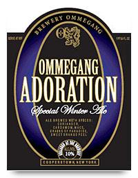 Ommegang Adoration Ale
