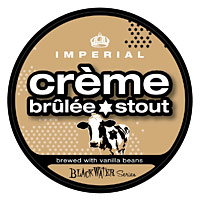Southern Tier Creme Brulee label