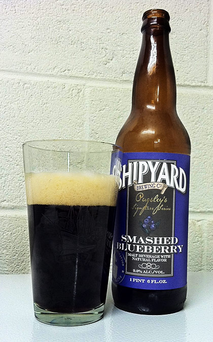 Shipyard Smashed Blueberry photo
