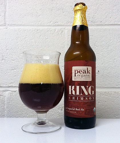 Peak Organic King Crimson photo
