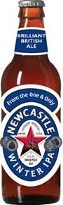 Newscastle Winter IPA label