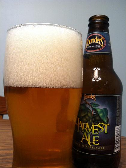 Funders Harvest Ale