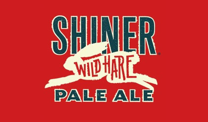 Shiner Wild Hare Pale Ale label