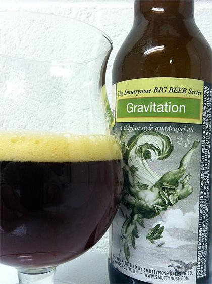 Smuttynose Gravitation photo