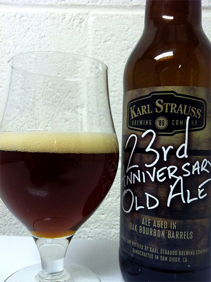 Karl Strauss Old Ale photo