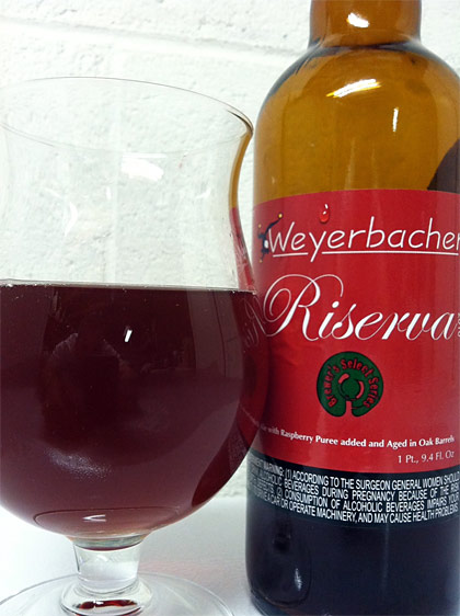 Weyerbacher Riserva 2010 photo