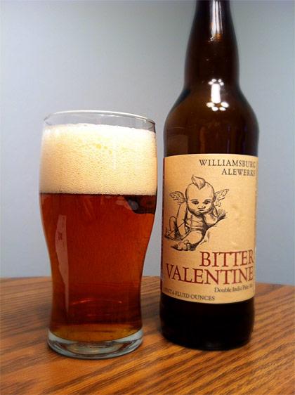 Willamsburg Alewerks Bitter Valentine photo