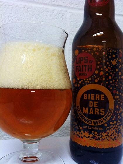 New Belgium Biere de Mars photo