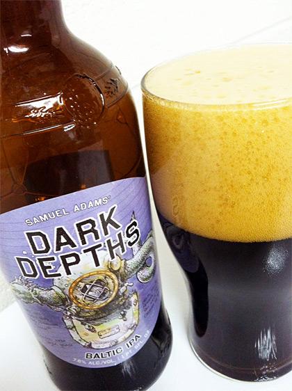 Sam Adams Dark Depths photo