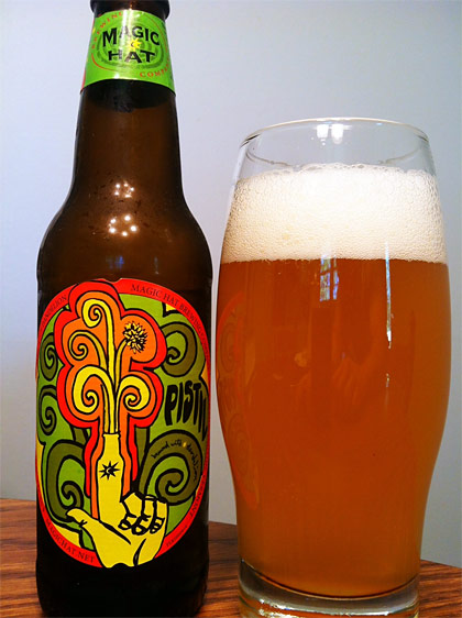 Magic Hat Pistil photo