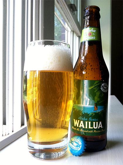 Kona Brewing Wailua Wheat photo