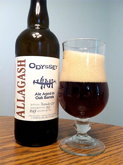 Allagash Odyssey photo