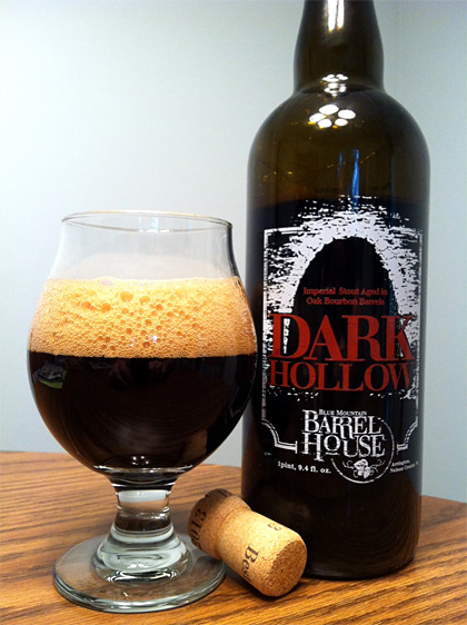 Blue Mountain Barrel House Dark Hollow photo