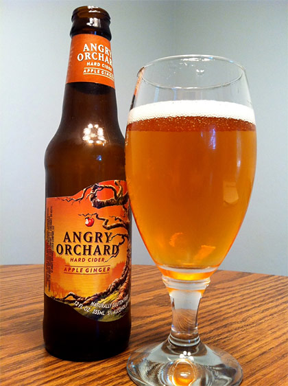 Angry Orchard Apple Ginger photo