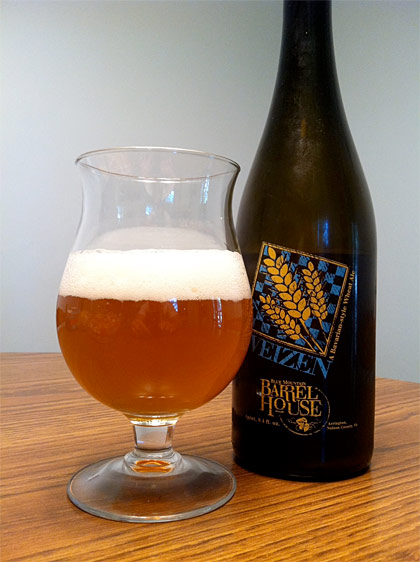 Blue Mountain Brewery Barrel House Weizen photo