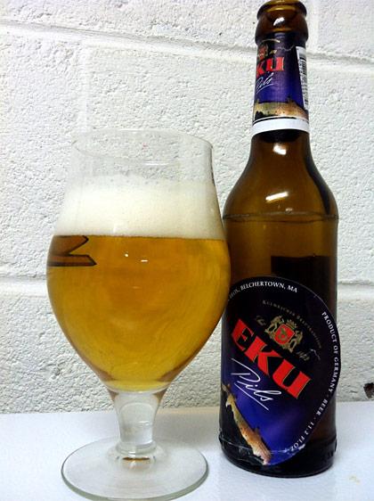 Kulmbacher Brauerei AG EKU Pils photo