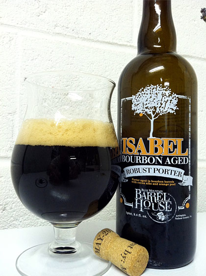 Blue Mountain Isabel Bourbon Aged photo