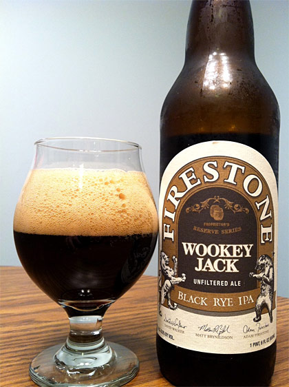Firestone Walker Wookey Jack photo