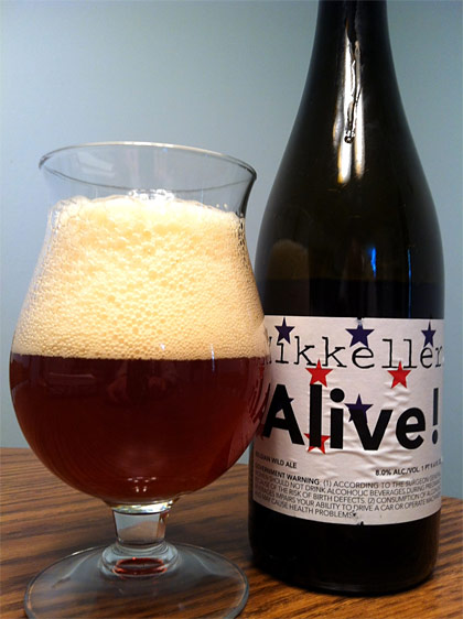 Mikkeller Alive photo