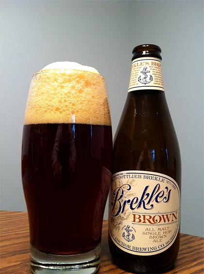 Anchor Brewing Brekle's Brown photo