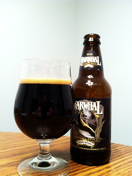 Sierra Nevada Narwhal Imperial Stout photo