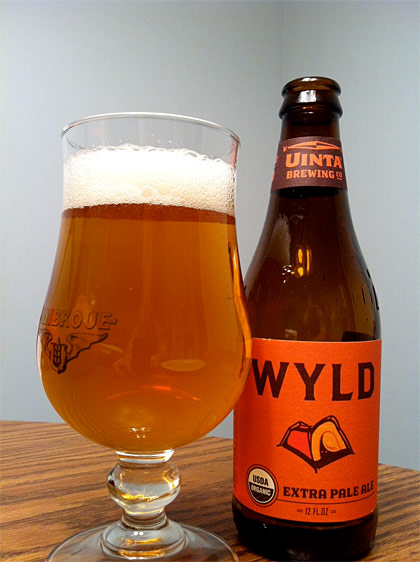 Uinta Wyld Extra Pale Ale photo