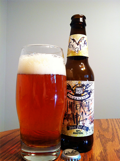Flying Dog Centennial Single Hop Imperial IPA 2012 photo