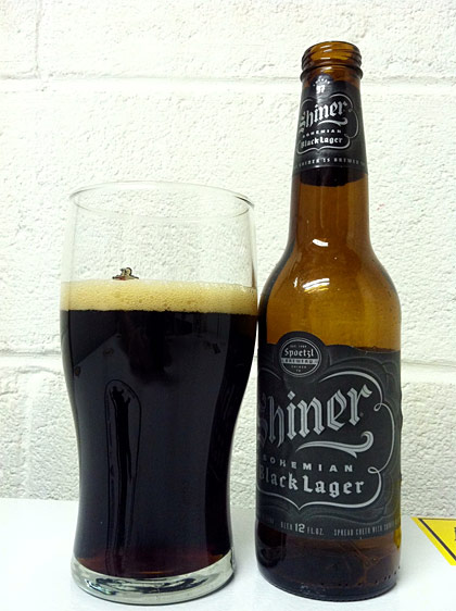 Shiner Bohemian Black Lager photo