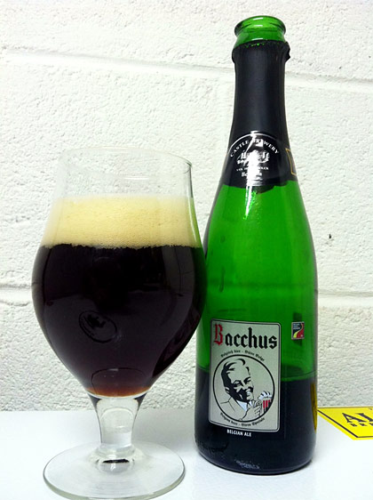 Castle Brewery Bacchus photo