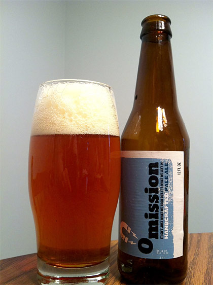 Omission Pale Ale photo