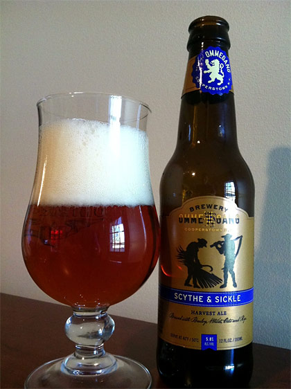 Ommegang Scythe and Sickle photo