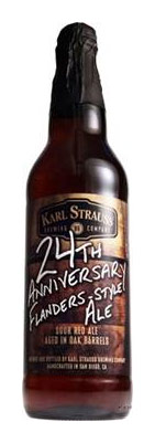 Karl Strauss 24th Anniversary Bottle