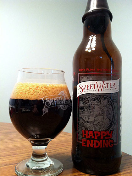 Sweetwater Brewing Happy Ending photo