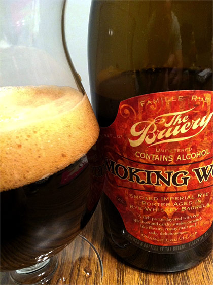 The Bruery Smoking Wood photo