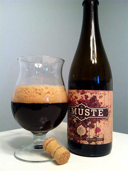 Odell Brewing Amuste photo
