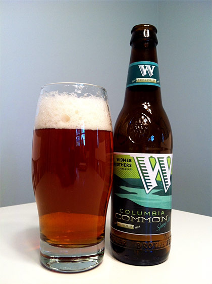 Widmer Brothers Columbia Common photo