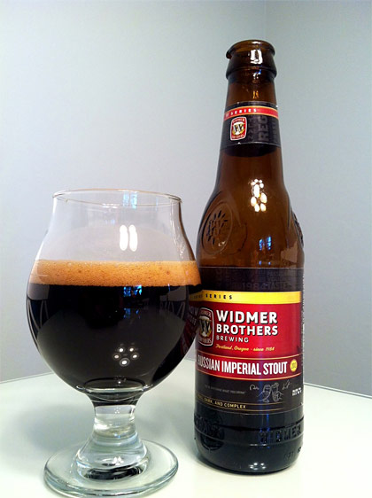 Widmer Brothers KGB Russian Imperial Stout photo