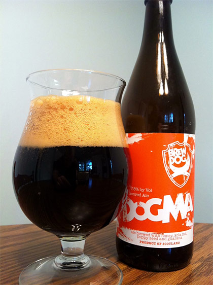 Brewdog Dogma photo