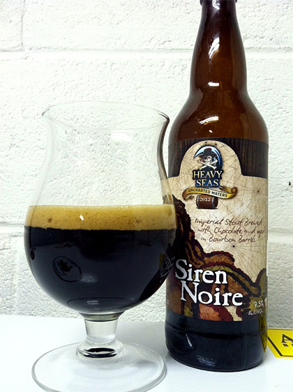Heavy Seas Siren Noire photo