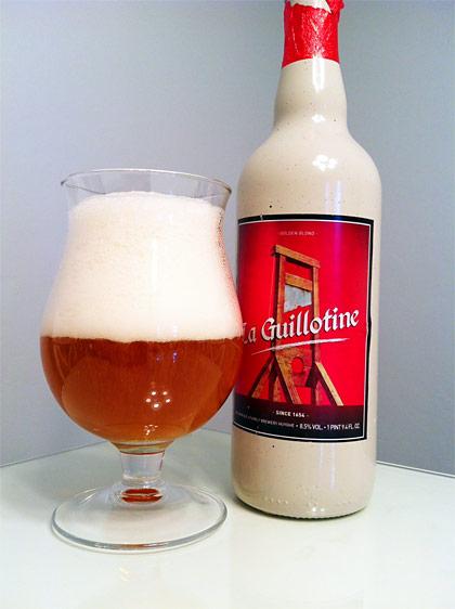 Brouwerij Huyghe La Guillotine photo