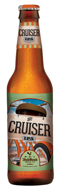 East Coast Cruiser IPA bottle